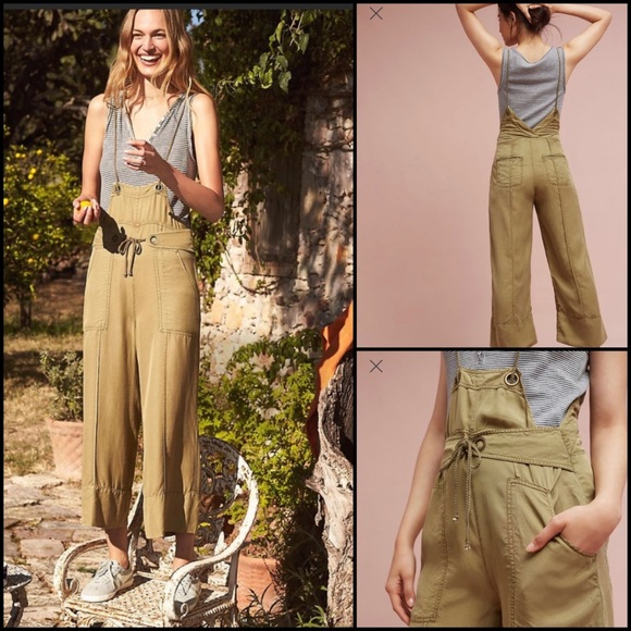 a39353913ef4 Anthropologie Recreation Utility Overalls NWT New